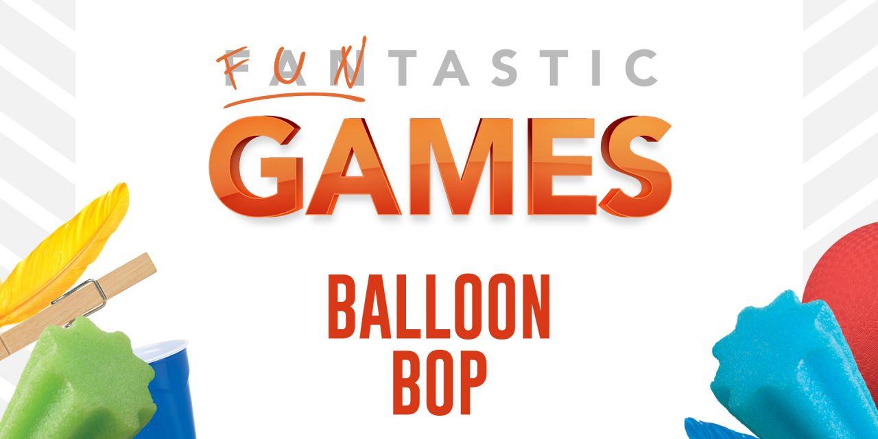 Game Idea: Balloon Bop