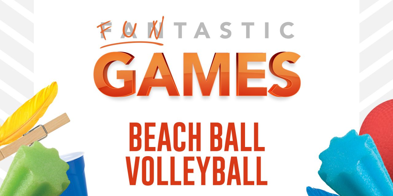 Game Idea: Beach Ball Volleyball