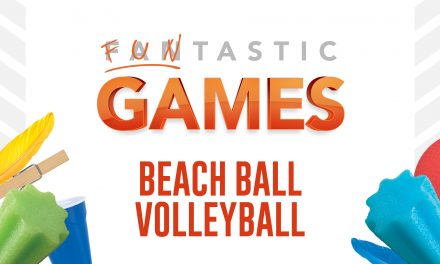 Game Idea: Beach Ball Volleyball